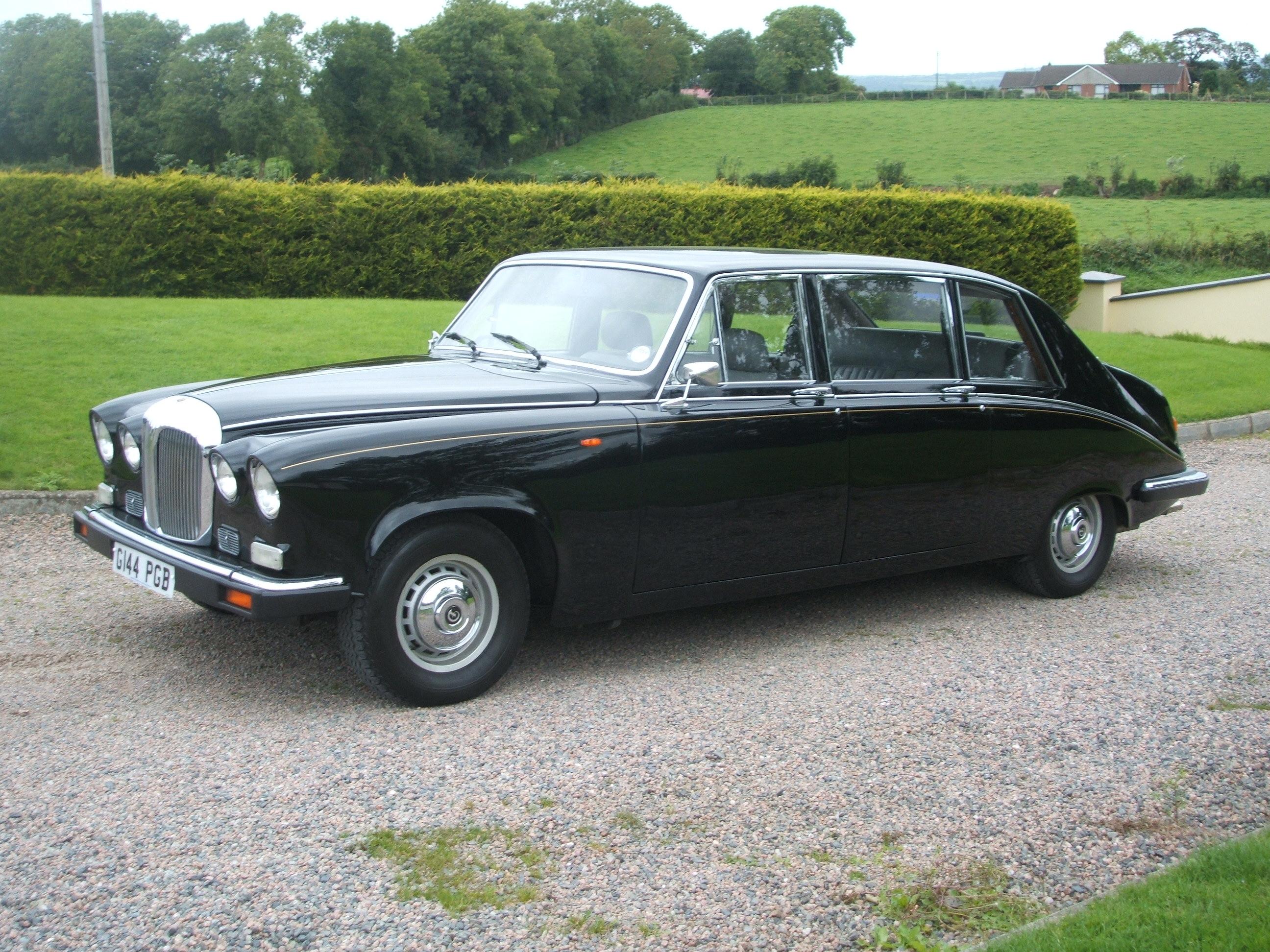 Daimler Cars Uk