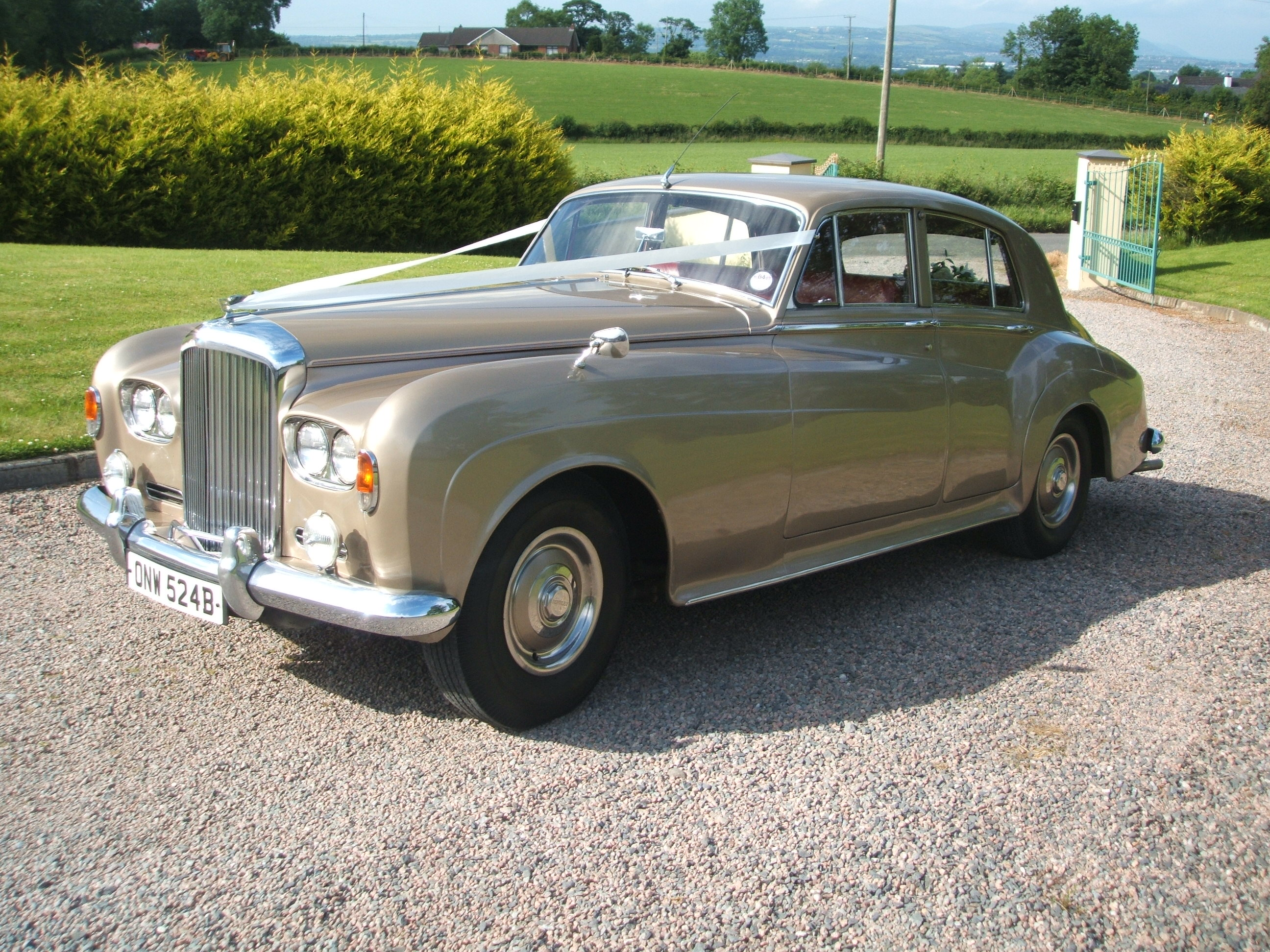 This stunning 1964 Bentley is